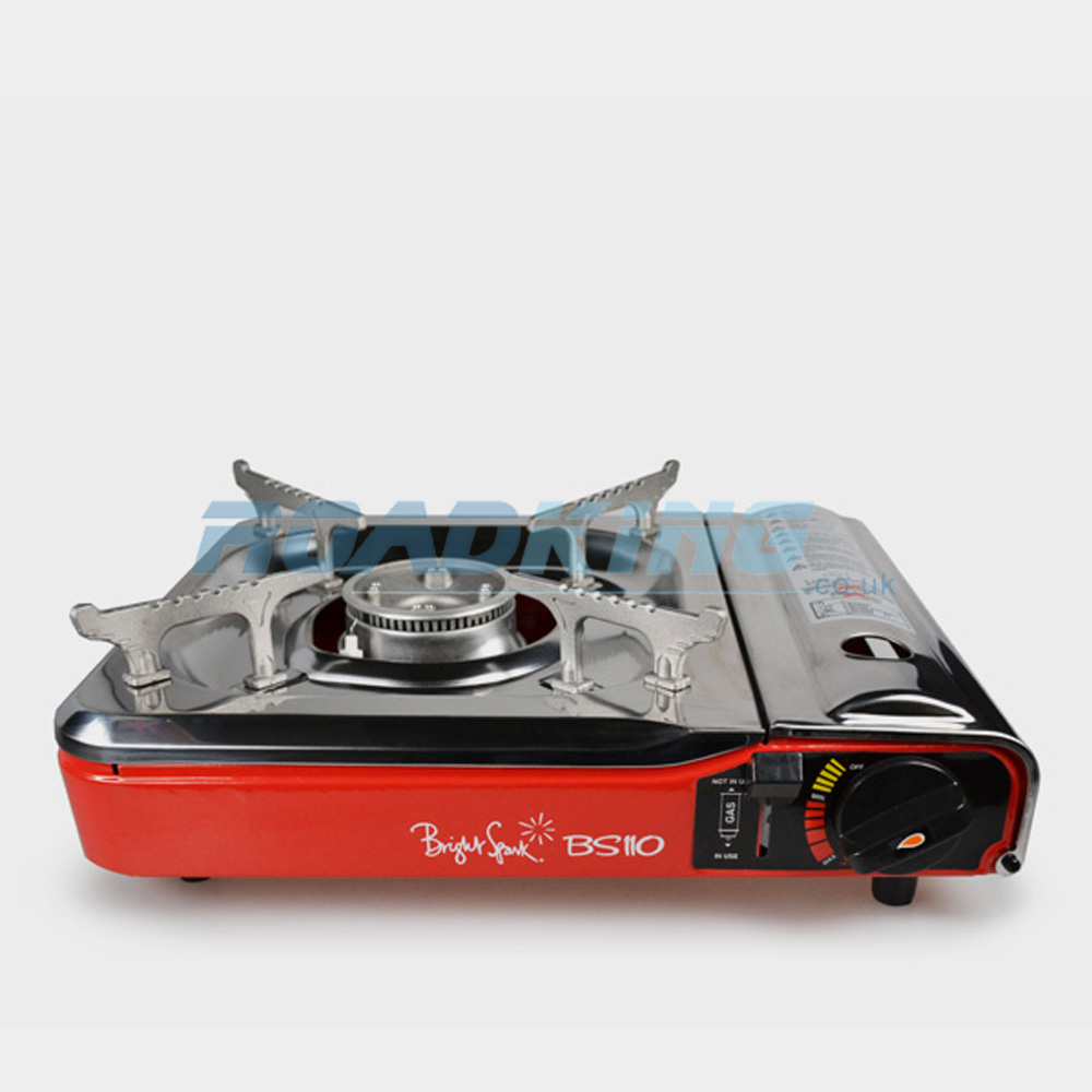 Bright Spark Bs110 Cooker Portable Gas Camping Stove
